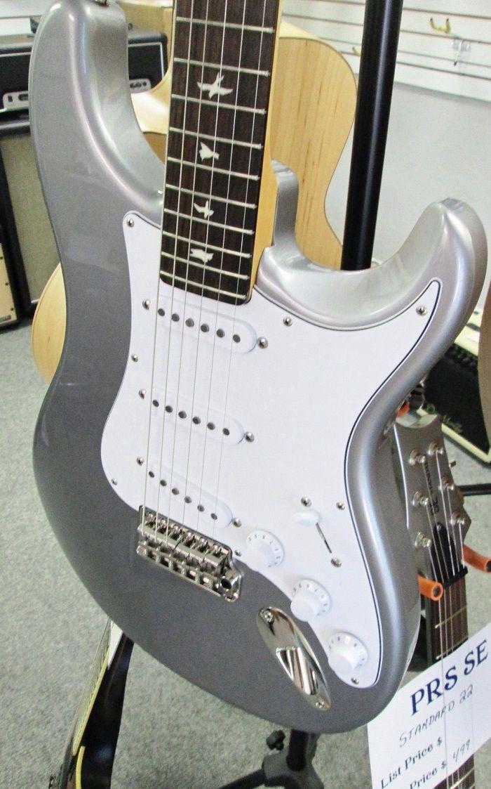 Paul Reed Smith Jm Silver Sky John Mayer Guitar Prs